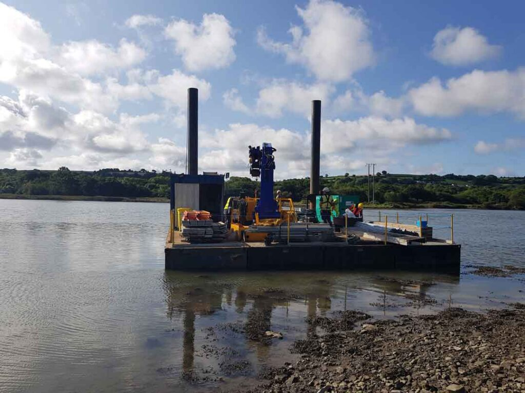 McBreen Cork Harbour Project
