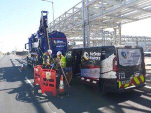 Wash and CCTV Survey specialists Fleet.